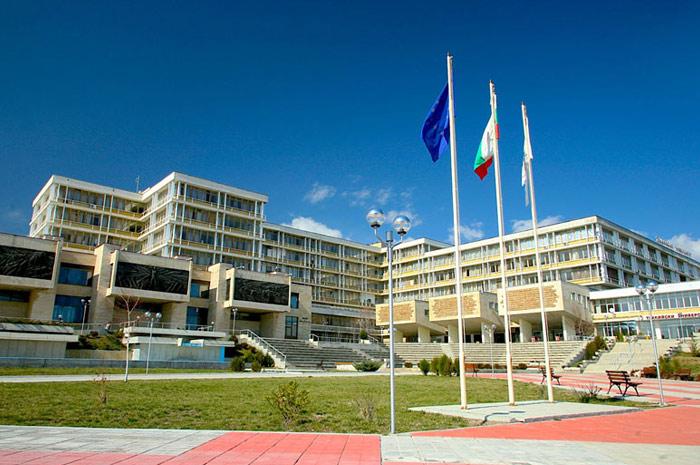 Thrace University - Stara Zagora